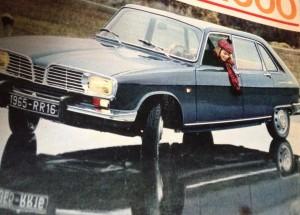 1965 Renault 1500 photo